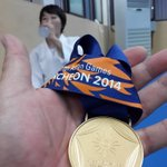 RT @bbat_erdene: Аваргын алтан медалыг алган дээрээ.. http://t.co/axTAloKeKx