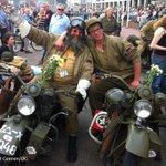 Herdenkingen 70 jaar Market Garden volop aan de gang. Tientallen nieuwe fotos in ons album: http://t.co/fDbUTCPHu9 http://t.co/8Y5OUNqKcF