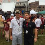 Good to see former Noles @jamesramsey23 and @GilmartinSean spending some time at @CollegeGameDay http://t.co/gSt2tEHrhG