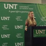 Exec. Dir. of our national partner @TYR_YouthRecvry, @IvanaGrahovac1 keynotes the final day of the #NTRC at #UNT http://t.co/PUdhxGKYVF