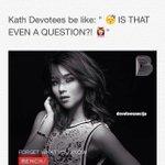 RT @DevoteesNEcija: *kroo kroo* ???????? @bernardokath ???? Kathryn Bernardo Bench The Naked Truth ???? Kathryn Bernardo Queen Of The Catwalk http://t.co/olH6E4AFis
