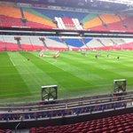 Ajax houdt open training voor klassieker http://t.co/xxeOnFqHHv http://t.co/IRwOSeG2Wx