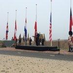 Mooie herdenking Oversteek 20/9/1944 op de Oosterhoutsedijk. #MarketGarden2014 http://t.co/yeiP17fH6b