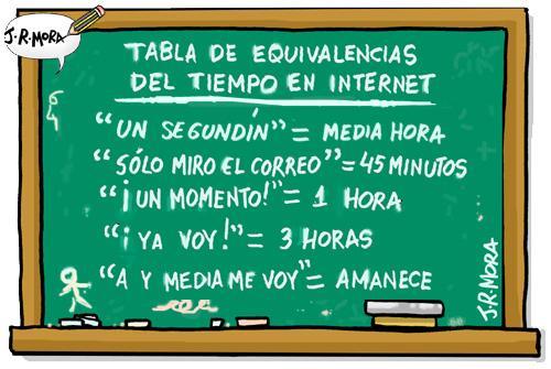El tiempor en internet por @Jrmora http://t.co/z3W4dQfqKF