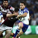 RT @NRL: FT in #NRLFinals: @NRL_Bulldogs 18 def. @SeaEagles 17. What. A. Game. http://t.co/XQEKtwWEWT