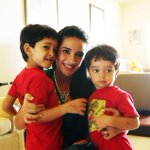 Aw thx RT @yowoto: interview with down to earth, happy proud mom celebrity @tarasharmasaluj! http://t.co/5wNGkndiZW