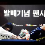 RT @yoyoburi: ???????????????? Jiyeon presented the bouquet to Eunjung after stealing from her ???????? http://t.co/tbjdR3uRmZ