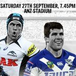 |CONFIRMED| We will face the @NRL_Bulldogs next Saturday at ANZ Stadium #pantherpride http://t.co/DkeegV3VXF