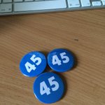 RT @EnglishScot4YES: We like badges... Anyone else want a badge? #45 #wearethe45 http://t.co/duf7XycDcl