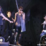 """""""@exoneominyeo: [STAFF WEIBO] The Lost Planet in Beijing - EXO http://t.co/YJ9pbLHQJG"""" tao is wearing shades?"""