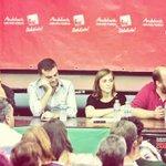Convocatoria ciudadana IU #Jerez.En esta imagen: @jcsanchezb24 @MailloAntonio @RaulRuizBerdejo @AnaFdeCo http://t.co/yJhfGSAth2