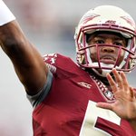 While you were sleeping, FSU increased Jameis Winstons suspension; out entire Clemson game http://t.co/NwNgDhAwpL http://t.co/cZoZ9gAByY