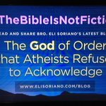 """@classicaltenor: Do you have any doubts about the Bible? Visit: http://t.co/UGAtbwlFzx #TheBibleIsNotFiction"" http://t.co/1xCEgI7LSA"