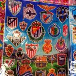 All your Spanish favourites on this sheet of football stickers and, er, Ipswich Town #ITFC http://t.co/cVYoNvgwhO