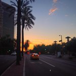 Good Saturday morning and welcome to the weekend! View from outside the @12News Studios in downtown #Phoenix! #azwx http://t.co/ewXZqiBiTs
