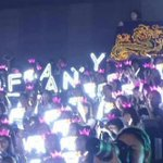 RT @Luhannnnnnnnie: GALAXY FANFAN light boards at the TLP in Beijing tonight! I hope that he could see this. TT.TT ctto http://t.co/Vv3UmtS0dc