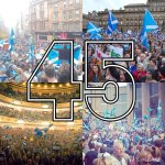 RT @Hades_Tourist: Did they think this kind of energy would simply disappear? This kind of energy creates nations! #The45 #45Movement http://t.co/O3zqwIE8ey