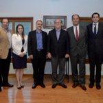 Con @JulioMitre recibimos en #Morelos a Ibon Mendibelzua, delegado del país Vasco en México. #VisionMorelos http://t.co/QNIFvXOAaQ