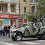 RT @euromaidan: Военный парад в Мариуполе. http://t.co/oQYHraaprA
