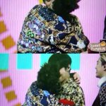 RT @ibaekrauhls: 140920 During GEE, Luhan and Xiumins most awaited FAKE KISS. meanwhile Suho looking at them & smiling cutely. http://t.co/4Ioelx1kSG