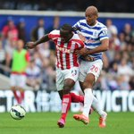 RT @premierleague: FULL-TIME QPR 2-2 Stoke. The visitors led twice but Niko Kranjcars late free kick salvages a point for QPR #QPRSTK http://t.co/G4FqWvmr3b