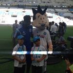 RT @OM_Officiel: Les Minots de lOM à la rencontre des Olympiens avant #OMSRFC http://t.co/RiAQi9zu2t