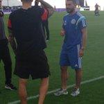 RT @OM_Officiel: #OMSRFC Romain Alessandrini retrouve ses anciens coéquipiers ! http://t.co/24wHZo53xq