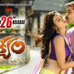 Gopichand's Loukyam is all set to release on 26 Sept. wallpapers here http://t.co/hyY9H2jazi