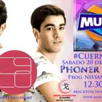 HOY @CeloMx en #PhonerEnVivo con @NissanAgricola para @Mundo965 #Cuernavaca #BtsvsBullying 12:30 pm mundo965.fm http://t.co/zUUXZAEfC4