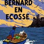 RT @BDrainvillePQ: Tjrs aimé TinTin. Jen lis à Matisse avant dodo :) Rt @bouchardmichel: Les aventures de @BDrainvillePQ en Écosse ! ;) http://t.co/e3v43JQiin