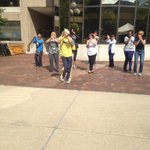 RT @UMMHealthy: Flash mob moves #mhealthy #umich http://t.co/QZeizATNY6