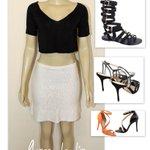 Tricô para o verão!! P&B! #verãofloresdelima #vemverão #verão15 #moda #fashion #bomdia http://t.co/1ZyeQOPwIP