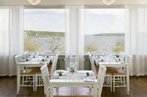 Five gourmet inns in Sweden
