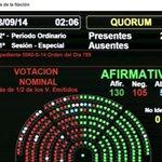 RT @INFOnews: Se aprobó la #LeyDeAbastecimiento ¿A quiénes beneficia? http://t.co/8dtTdMLeWh http://t.co/I318DAuqZw