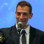 Maxi de la Cruz (@Maxidelacruz) obtuvo el Iris de Oro VIDEO: http://t.co/jMFYtbXoxF http://t.co/YMUOZ0UrNk