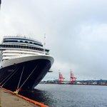 RT @PortSaintJohn: Good morning to #Eurodam, a @HALcruises ship, visiting our #renaissancecity until 4 pm. Welcome to SJ guests & crew! http://t.co/TcZxrmrwAr