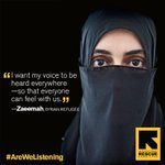 RT @DMiliband: Syrian women and girls have told us what they need. But #AreWeListening? New @theIRC report: http://t.co/KD3AzxBhKO http://t.co/fEEnj5Cb3o