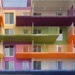 RT @JornalOGlobo: No Japão, arquiteto aposta em cores vibrantes para dar ar alegre a prédio. http://t.co/vud6SiqibU http://t.co/kbJrRxnrrv