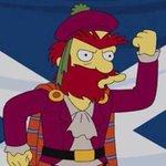 "RT @cronicaweb: NOTICIA YA   Willie ""El Escocés"" banca el referéndum para independizarse de Reino Unido #MomentoSimpson http://t.co/iMLKsHq4Rr"