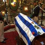 China Zorrilla está siendo velada en el Palacio Legislativo http://t.co/JTwgIx9Ecw http://t.co/a41VuvInNJ