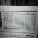 RT @AlvaroUribeVel: Farc asesina, celebra, se burla de su discurso de paz y aprovecha que no hay Gobierno http://t.co/cAd7lWNyw9