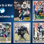 RT @dallascowboys: Were giving away 5 signed photos today on Twitter! Follow along and win! #CowboysNation http://t.co/vWj39kDXa4