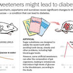 RT @washingtonpost: Artificial sweeteners could cause spikes in blood sugar http://t.co/welXlzczSB http://t.co/YbjZSHVLUI