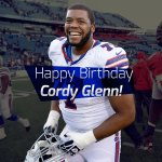 RT @buffalobills: All smiles from this guy on his birthday! http://t.co/93nc2BZZC6