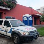 Expresidente Francisco Flores sería trasladado a las bartolinas de la DAN. FOTO (J. Beltrán) http://t.co/MyOdOQ9mr2 http://t.co/cDTWWR9zuS