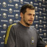 Sabres Pat Kaleta tells reporters he has been cleared to play by team doctors after recovering from knee injury http://t.co/ISafPnEiMg