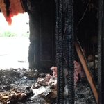 The fire destroyed a #deserthotsprings building thats been vacant at least 3 years @MyDesert http://t.co/XAvkkliFQU
