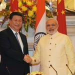 At the Press Briefing with President Xi Jinping. http://t.co/5kPo63jjxo