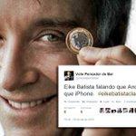 """As melhores reações à fase """"Classe Média"""" de Eike Batista http://t.co/Nr4EdZZ28S #EikeBatistaClasseMédia http://t.co/Wvp0b91wwj"""