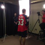 #Blackhawks @FlaPanthers: Heres your first look at @DaveBolland in #FlaPanthers red. http://t.co/ClbsZyxjfU
